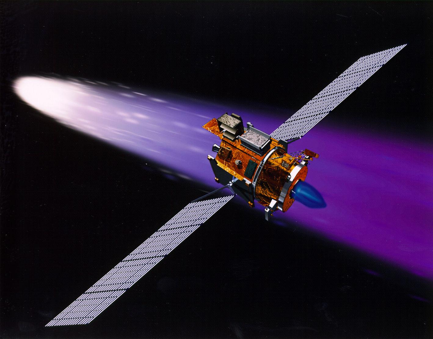 deep_space_1_Tech_History_Today