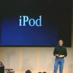 steve-jobs-2001-ipod-release - Tech History Today