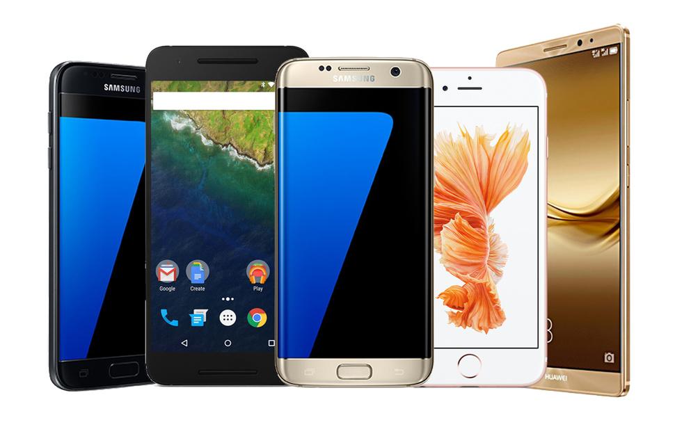 Smartphones - Thinking Tech