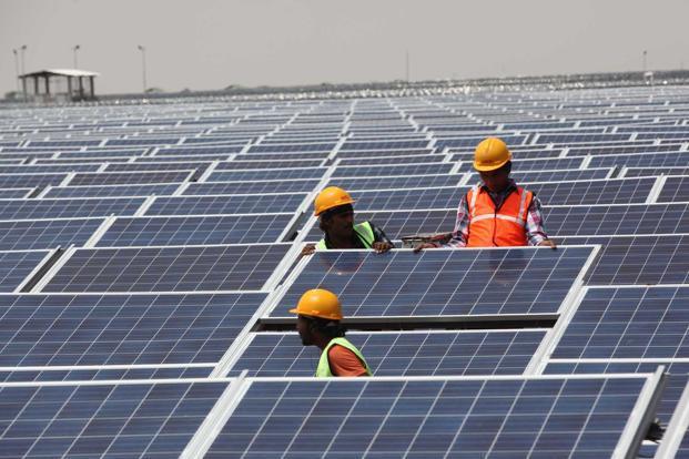 solar panels - Thinking tech