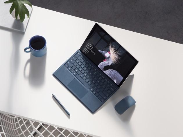 Microsoft Surface Pro laptop