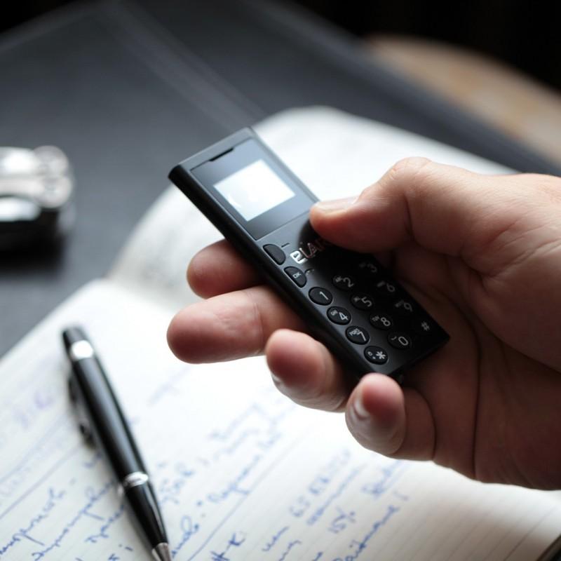 World's smallest nanophone