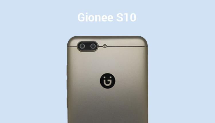 Gionee S10, Gionee S10 B