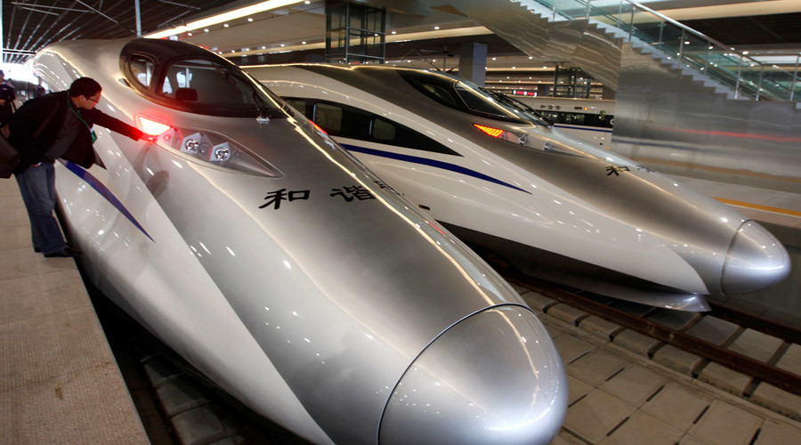 China Relaunches World's Fastest Train