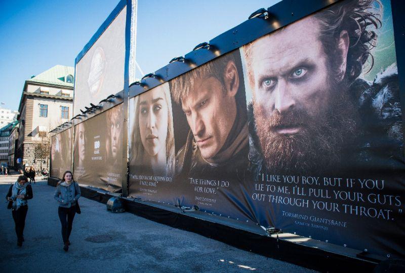 Game of Thrones spoiler