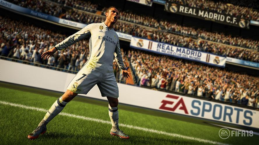 New FIFA 18 trailer released