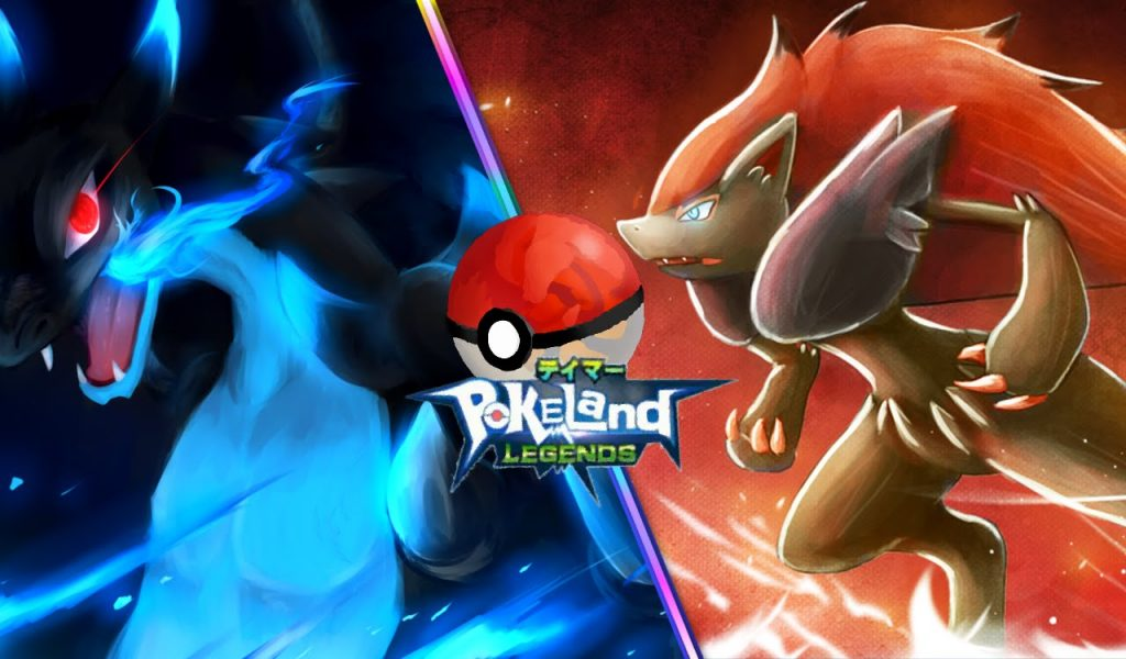 Pokeland for Android and iOS