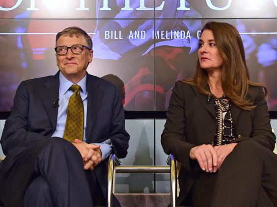 Bill Gates Donates